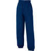 Kid Children Boy Girl Fruit Loom Classic Cotton Jog Jogging Sweat Pants Bottoms