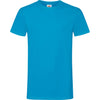 Mens Fruit of the Loom Cotton Sofspun® Short Sleeve T shirt Top