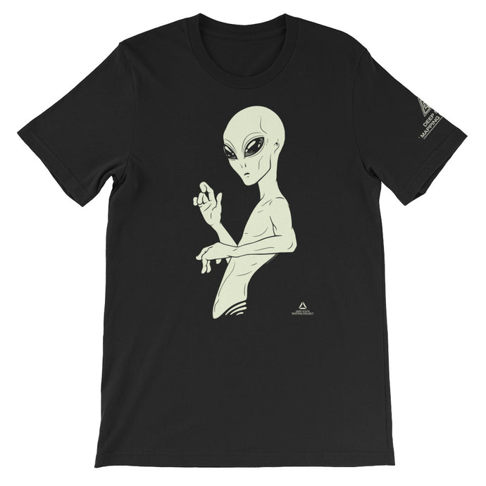 ALIENCON ALIEN T-SHIRT