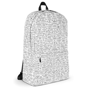 Q-WEB BACKPACK