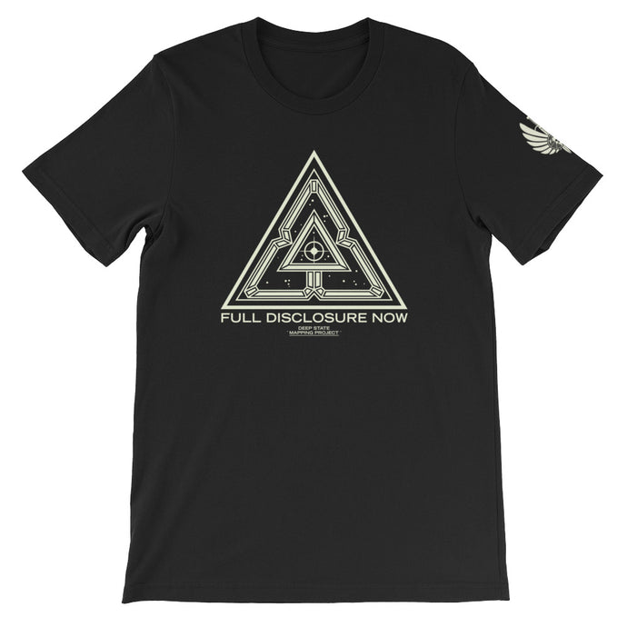 ALIENCON 2018 FULL DISCLOSURE T-SHIRT