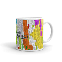 KEY TO THE Q-WEB MUG