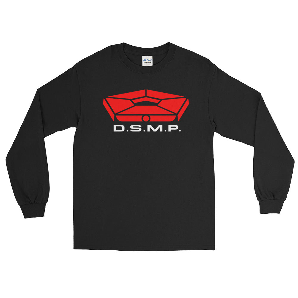 D.S.M.P. CORPORATE LOGO LONGSLEEVE T-SHIRT