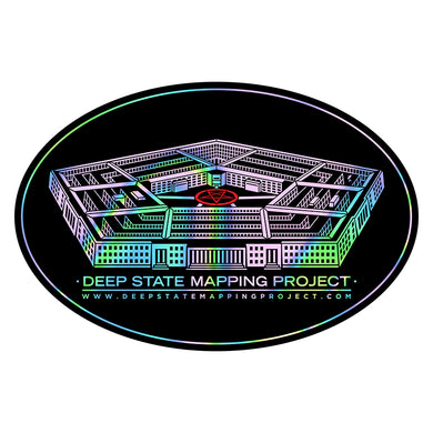 D.S.M.P. HOLOGRAM STICKER