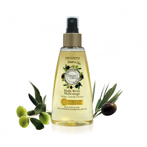 Divine Olive Multi-Purpose Dry Oil