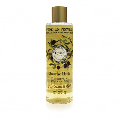 Divine Olive Shower Oil
