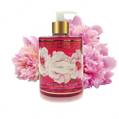 Pivoine Feerie Liquid Soap