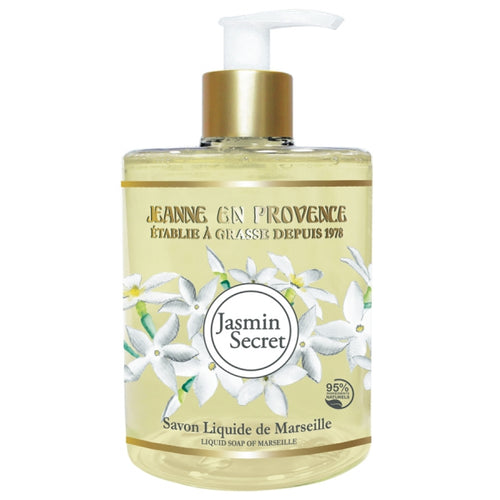 Jasmine Secret Liquid Soap