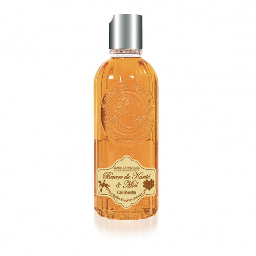 Shea Butter & Honey Shower Gel