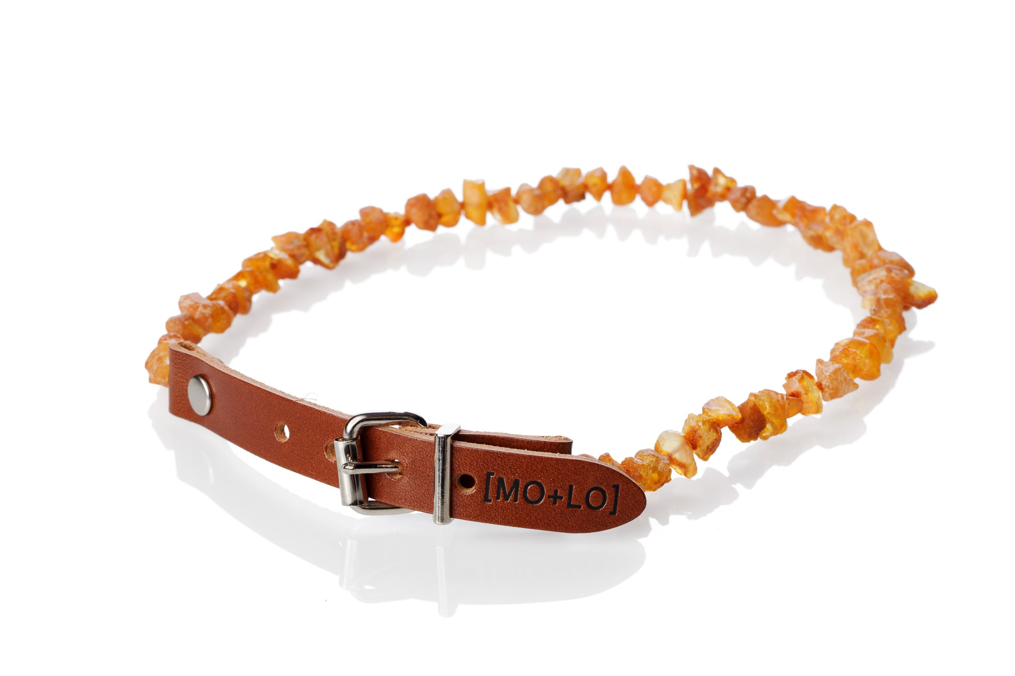 Twin Pack - Summer Sunset Amber Collar