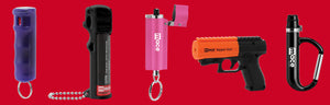 FAQ: What are the Mace Brand Pepper Spray Formulas?