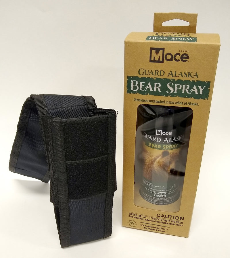 Guard Alaska Bear Spray from Mace®Brand Could Save Your Life