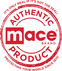 Mace Brand Authentic Product Seal