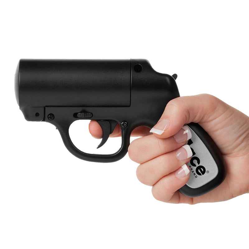 Pepper Gun with Strobe LED