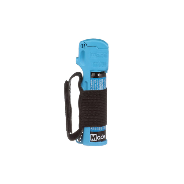 Sport Pepper Spray- Neon Blue
