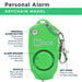 Pocket Model and Personal Alarm Combo- Green