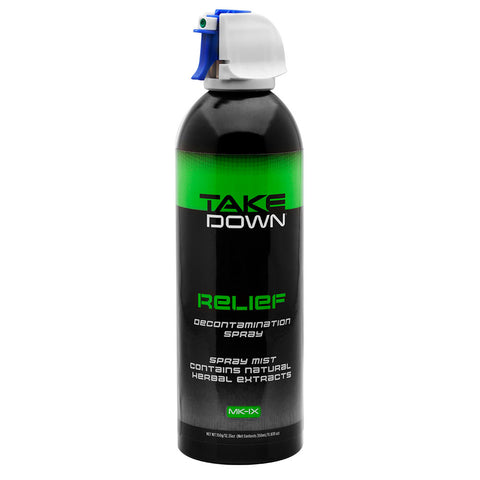 TakeDown Relief Spray MK-IX