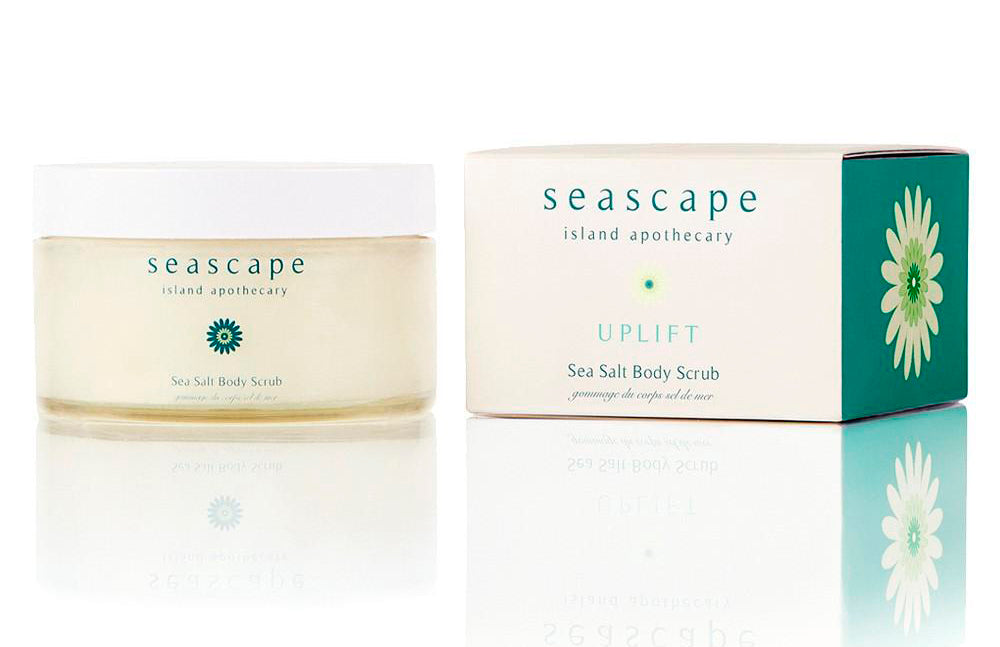 Seascape Sea Salt Body Scrub