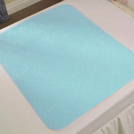 Waterproof Pillowcase Pair - Set of 2 - Sky Blue