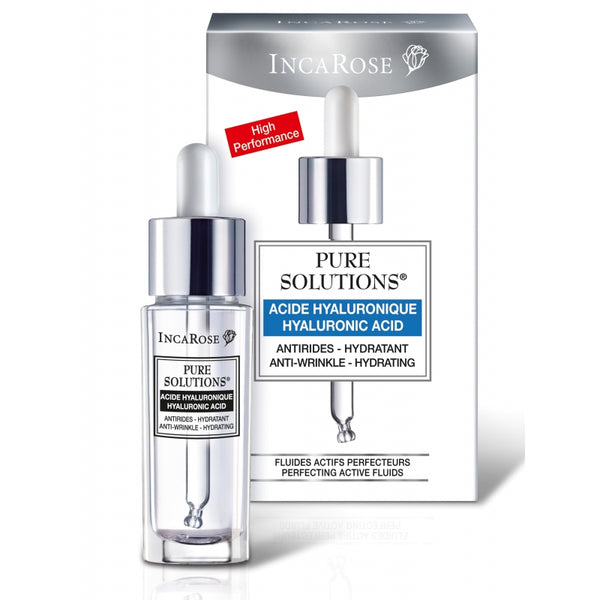 Inca Rose Pure Solutions Hyaluronic Acid Serum - Extreme Hydration - Platinum Health & Beauty