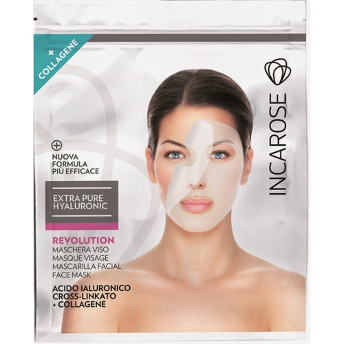 Inca Rose Revolution Face Mask with HA + Collagen - Nourishing & Hydrating - Platinum Health & Beauty