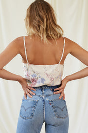 Kate Top in Bloom