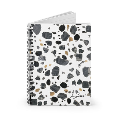 Terrazzo Spiral Notebook - Ruled Line