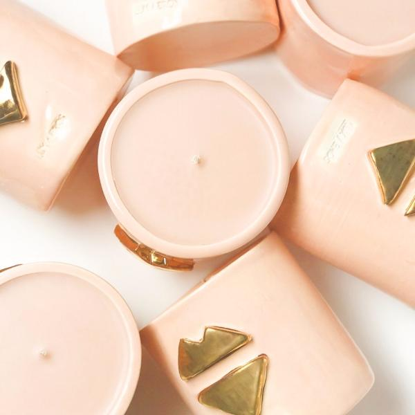 Blush Candle - Lux Eros