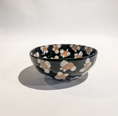 Black Leopard Bowl