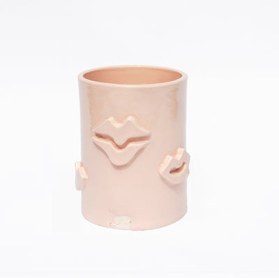Blush Kiss Vase - solid - Lux Eros
