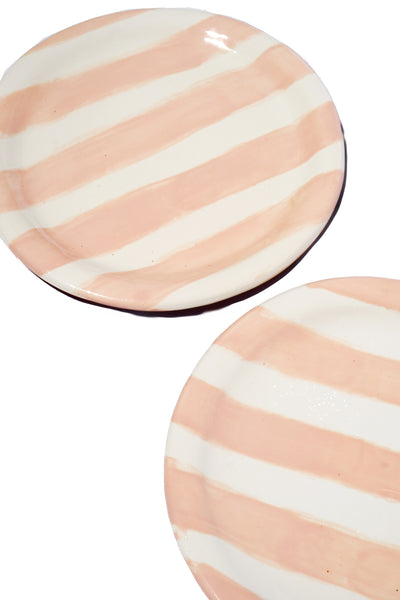 Capri Dinner Plate - 2 piece set - Lux Eros