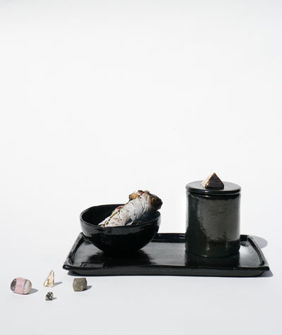 Handmade Pottery Ceramic Ceremony Set - Lux Eros