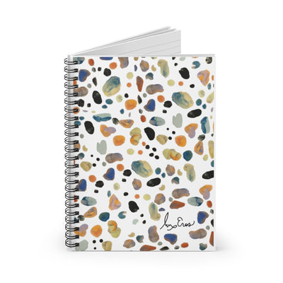 Confetti Notebook - Ruled Line