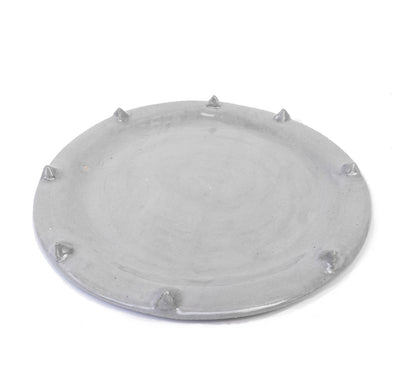 STERLING PYRAMID PLATE - DINNER