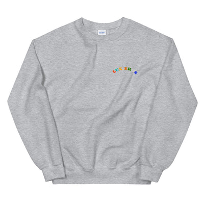 Rainbow Sweatshirt