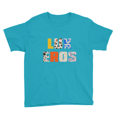 Print Block Kids T-Shirt