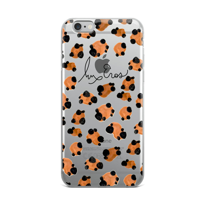 Leopard iPhone case - Lux Eros
