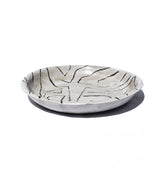Mudcloth Shallow Serving Bowl - Medium - Lux Eros