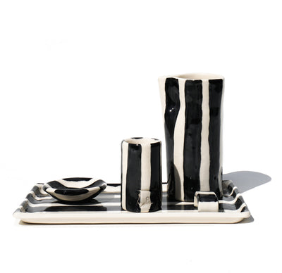 Striped Sushi Set - Lux Eros