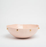 Pyramid Serving Bowl - Blush - Lux Eros