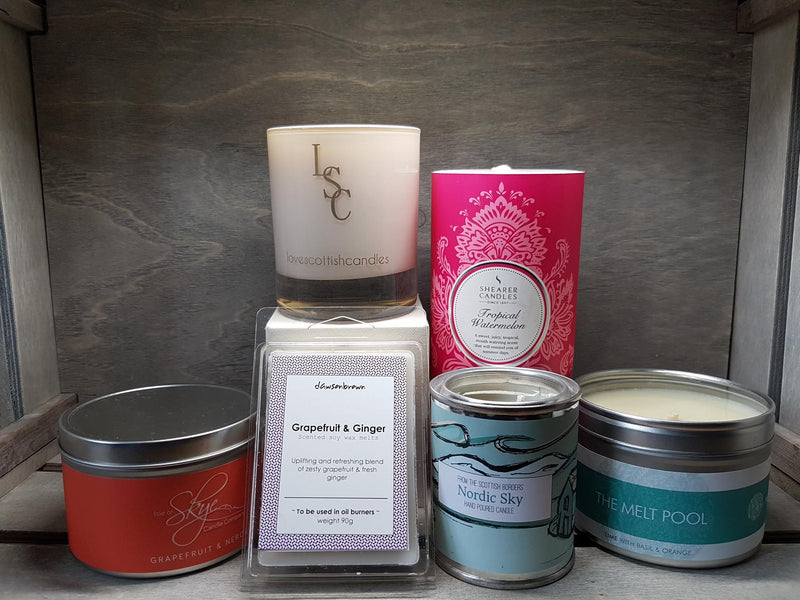 Candle Jar Giveaway: Win £50 Worth Of Candle Goodies!