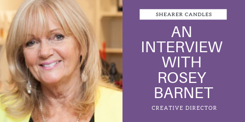 An Interview With Rosey Barnet, Creative Director Of Shearer Candles