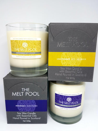 The Melt Pool soy candles