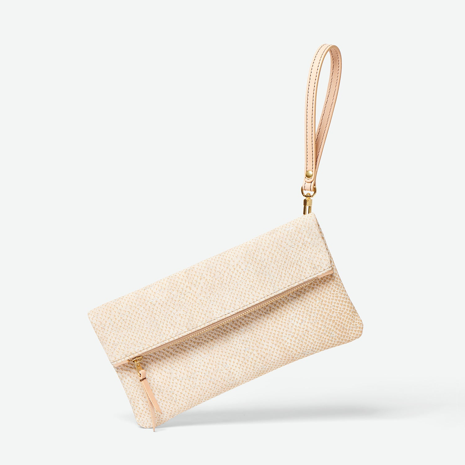 Paula Parisotto - Gigi cork clutch