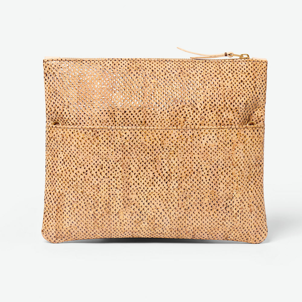 small cork purse