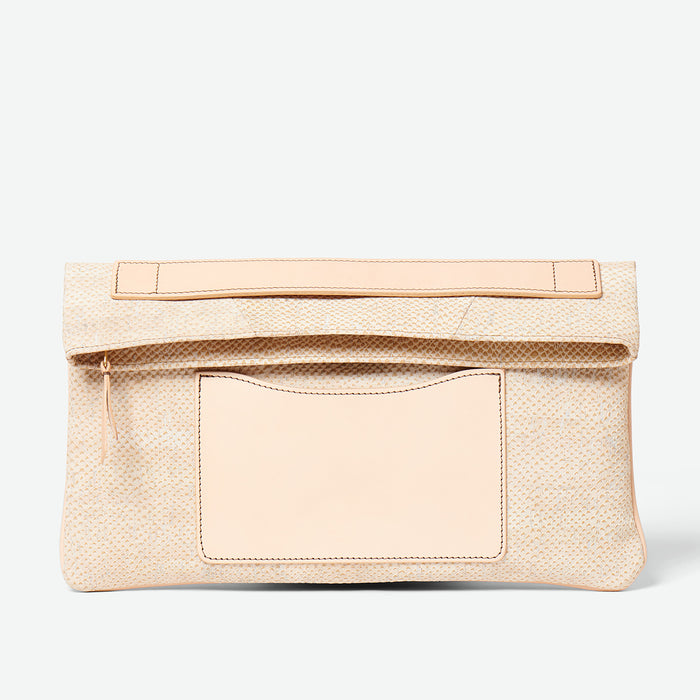 Melvia cork clutch - Paula Parisotto -  cork