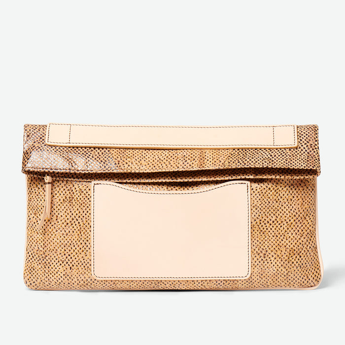 Melvia cork clutch - Paula Parisotto