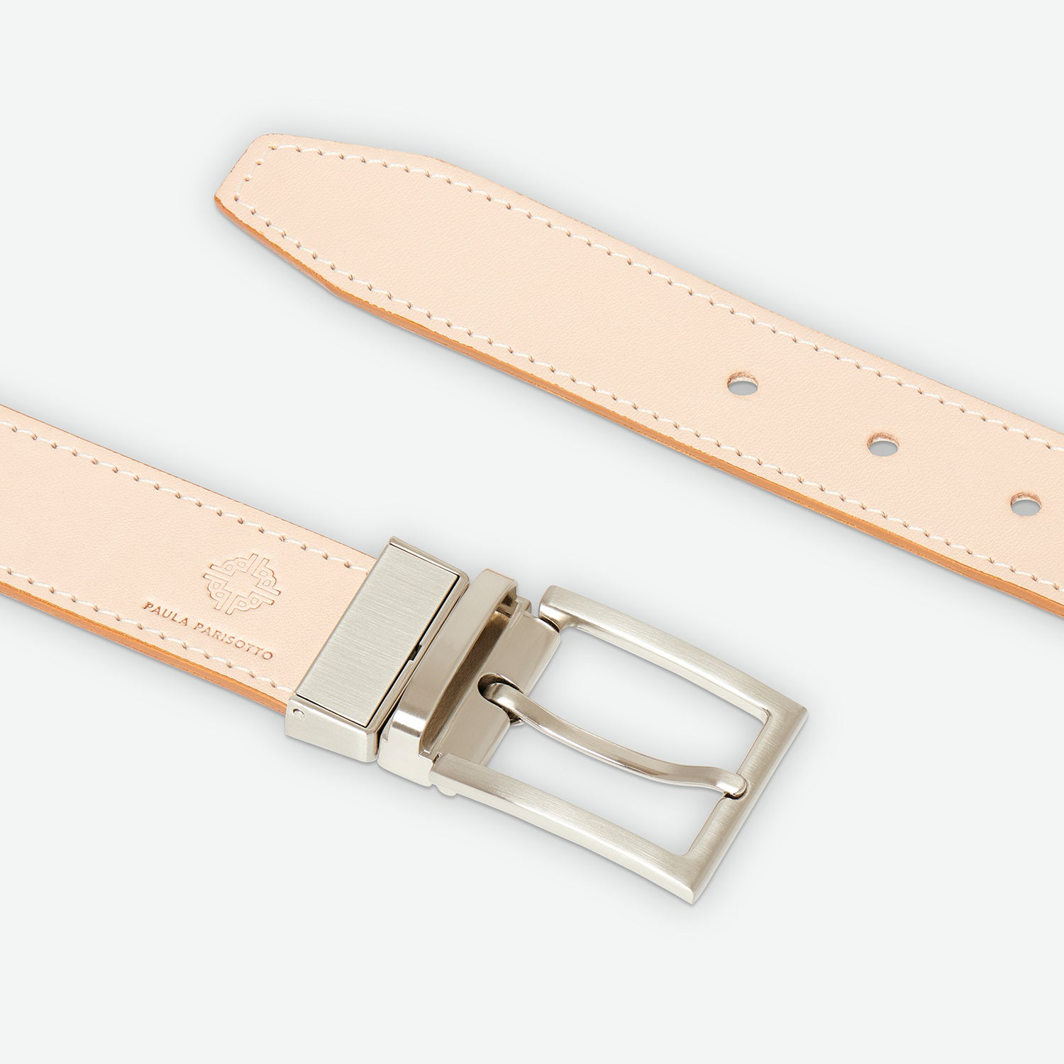 cork and leather belt