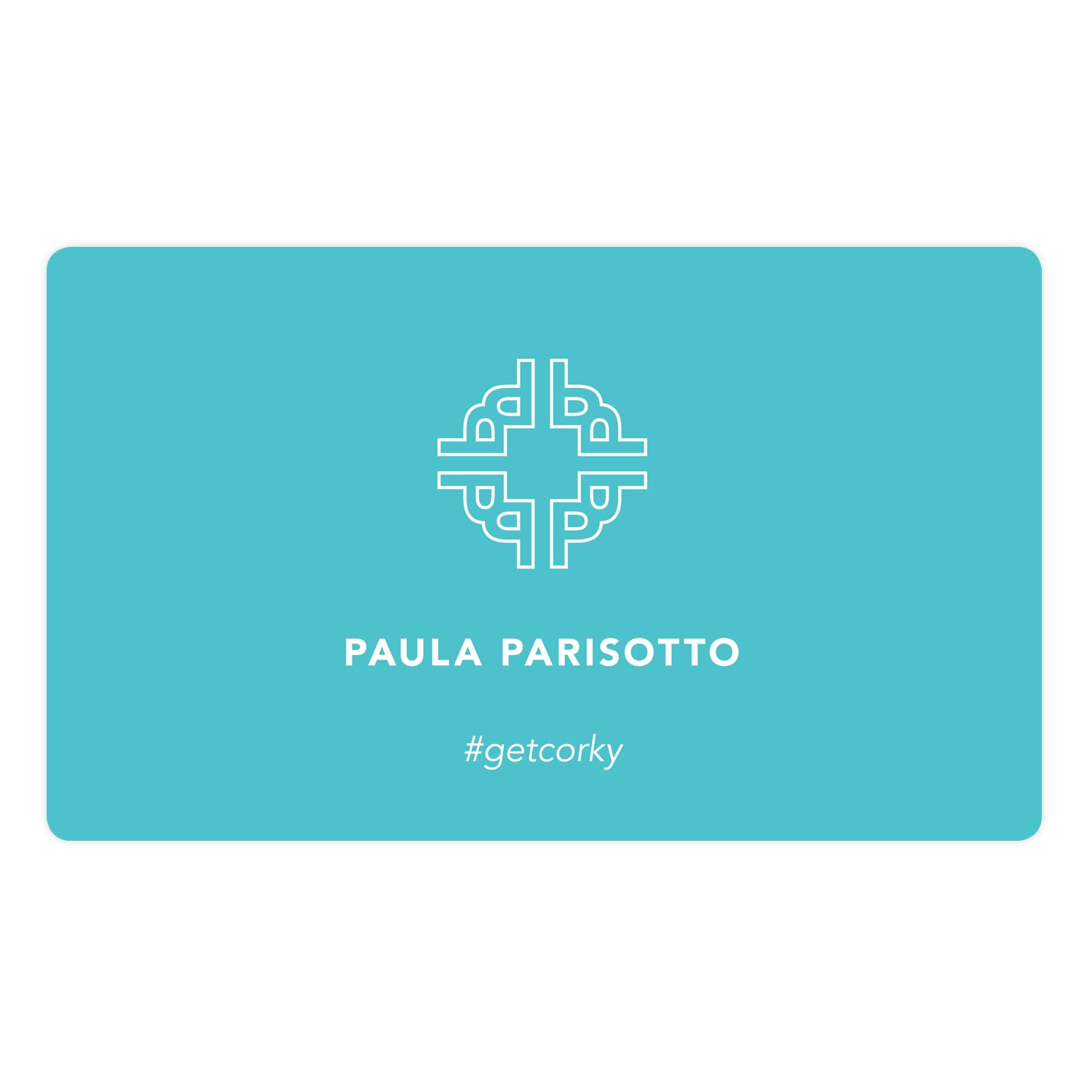 Paula Parisotto Gift Card