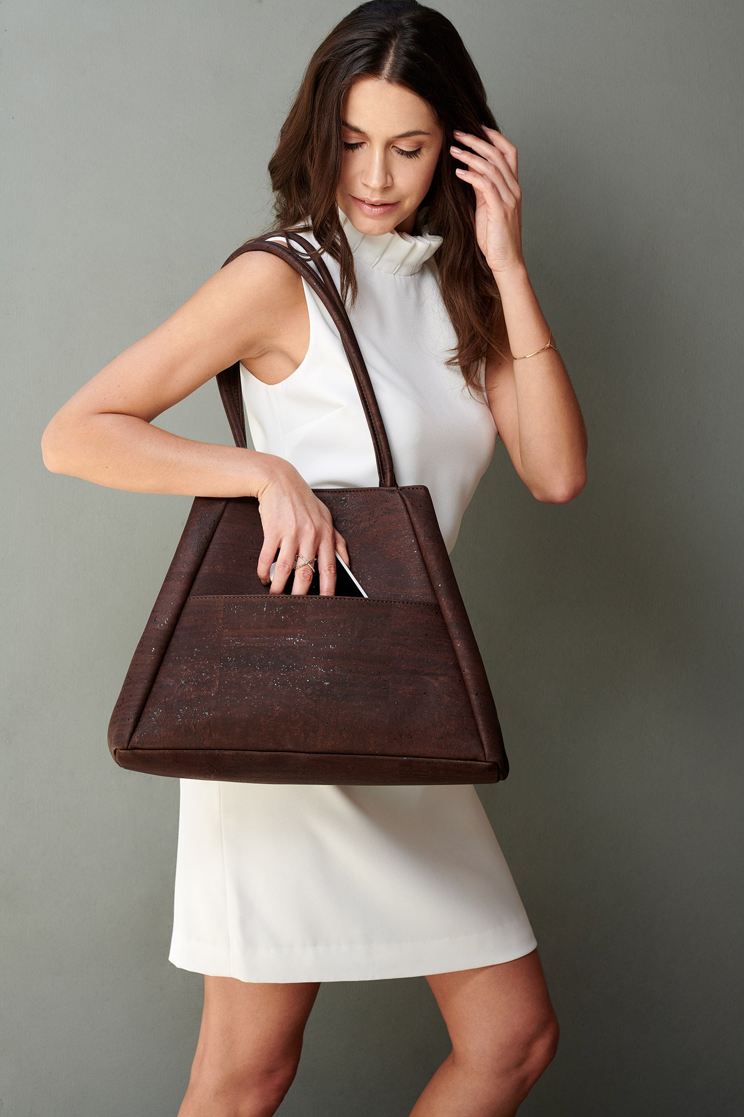 Leather bags made in USA